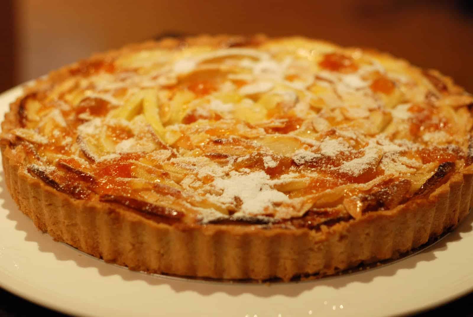 Recette de la tarte feuilletée aux poires | Pratique.fr